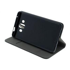 Plånboksfodral magnet Samsung Galaxy S6 - Svart