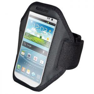 Armhållare för iPhone 6 / 6S - Svart polyester