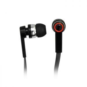 Forever Stereo Headset - Röd-Svart