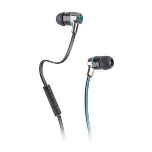 Stereo headset SE-300 - Blå-Svart