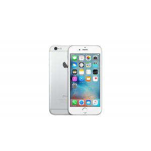 iPhone 6 16GB Silver   GOTT SKICK   OLÅST