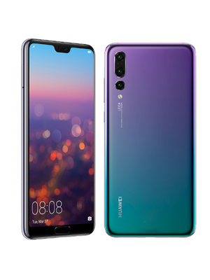 Huawei P20 Pro Dual SIM 128GB Midnight Blue   TOPPSKICK   OLÅST