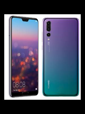 HUAWEI P20 Pro 128GB Dual SIM Twilight   TOPPSKICK   OLÅST