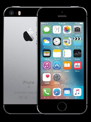 iPhone SE 16GB Space Gray | OKEJ SKICK | OLÅST