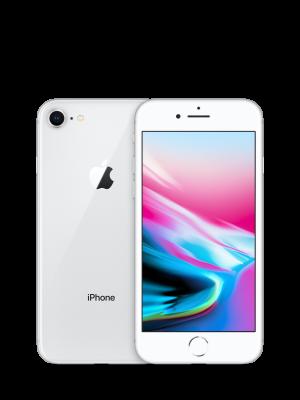 iPhone 8 64GB Silver | GOTT SKICK | OLÅST
