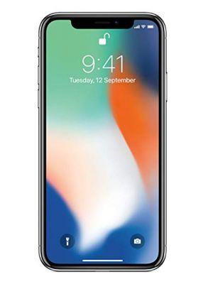iPhone X 256GB Silver | TOPPSKICK | OLÅST