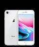 iPhone 8 64GB Silver   GOTT SKICK   OLÅST