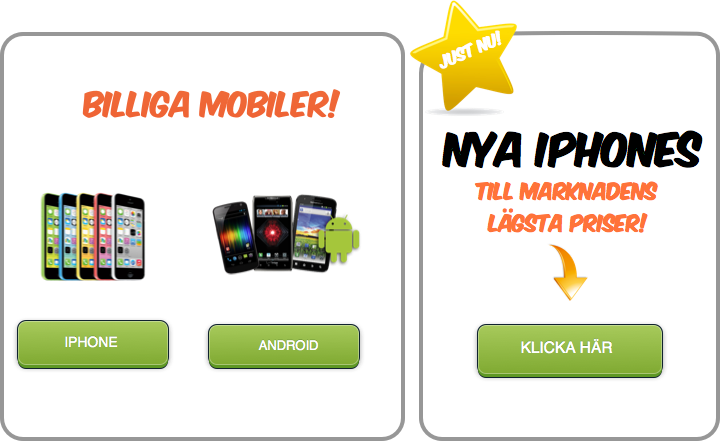 Cheap mobile phones with 1 year warranty!  Both begangade and new!